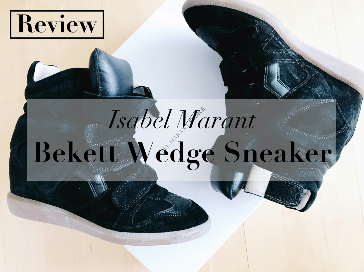Review: Isabel Marant Bekett Wedge Sneakers