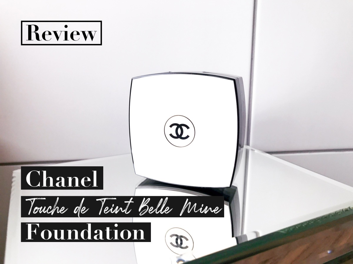Review: Chanel's Touche de Teint Belle Mine Foundation